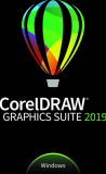 CorelDRAW Graphics Suite 2019 Single User Business License (Windows)