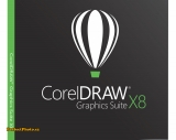 CorelDRAW Graphics Suite X8 Upgrade License (51-250)
