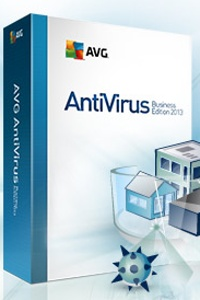 AVG Antivirus  Business licencia 5PC 24m