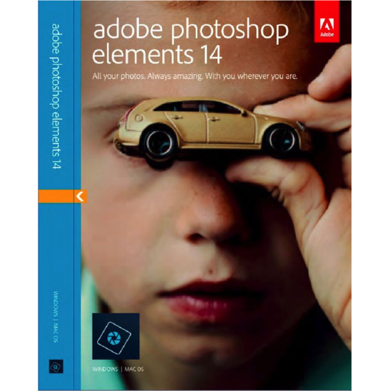 Photoshop Elements 14 MP ENG UPG