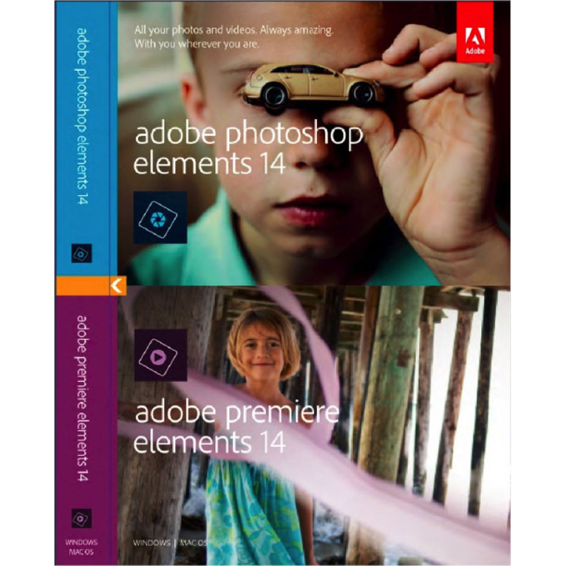 Photoshop/Premiere Elements 14 ENG MP STUDENT&TEACHER Edition